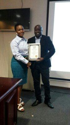 Chapter Award Picture Limpopo