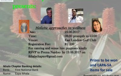 Ikhala Chapter's Annual Seminar: Holistic Approaches to Wellness