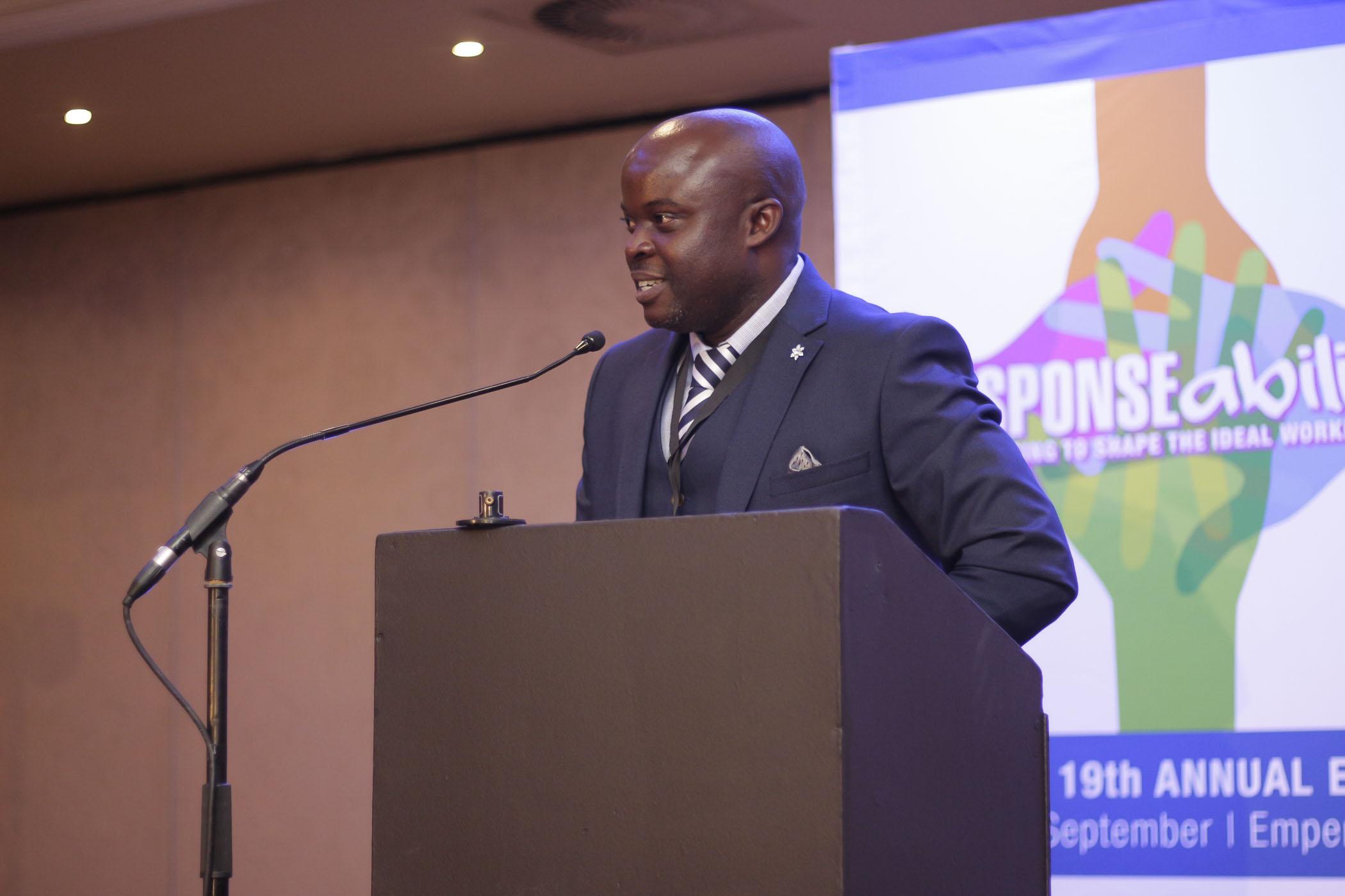Mr. Tinyiko Godfrey Chabalala 2017