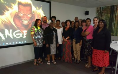 Chapter Focus: Western Cape Chapter