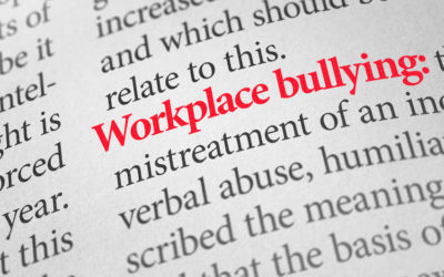 Back to Basics: Dealing With Bullying in the Workplace