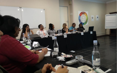EAPA-SA STRATEGIC SESSION FOR 2019 -2023