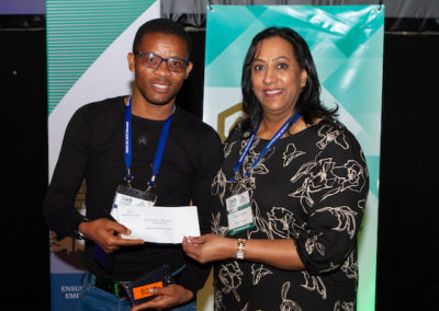 Gilbert Kwaeng Sun International prize winner - Complimentary two nights stay for two people sharing at the Wild Coast Sun