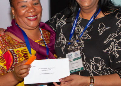 Mpho Mosupye Sun International prize winner - Complimentary two nights stay for two people sharing at the Wild Coast Sun