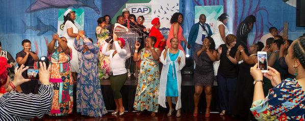 EAPA SA Chapter of the Year 2019 Ikhala